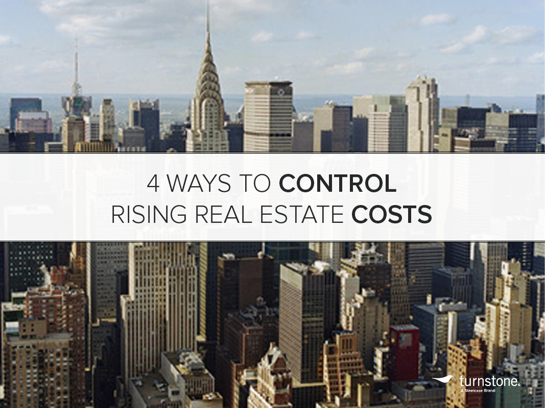 4 ways to control rising real estate costs