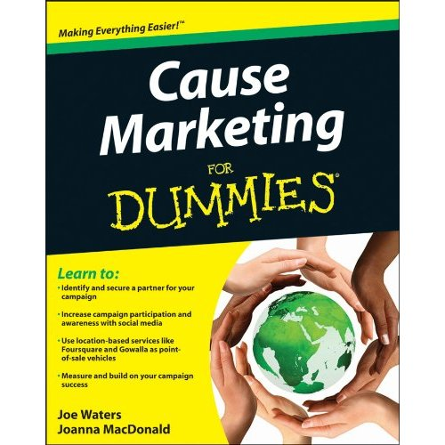 How-tos of Cause Marketing for Businesses, Nonprofits Laid Out in New Book