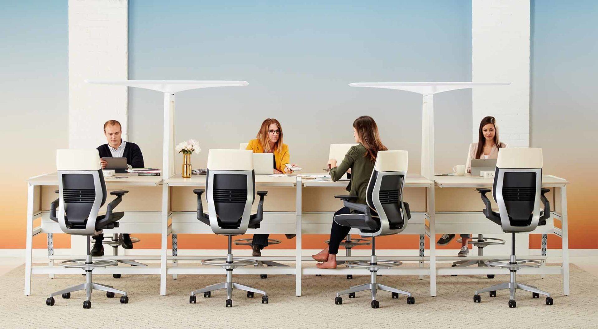 4 Surprising Benefits of Coworking Spaces