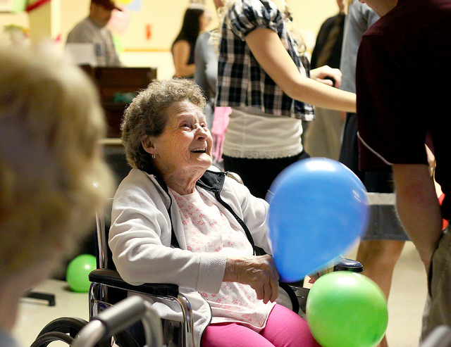 Disrupting Costly Access To Eldercare Leads To Business Opportunity