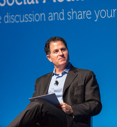 Dell Innovates Again by Making Entrepreneurship Its Cause