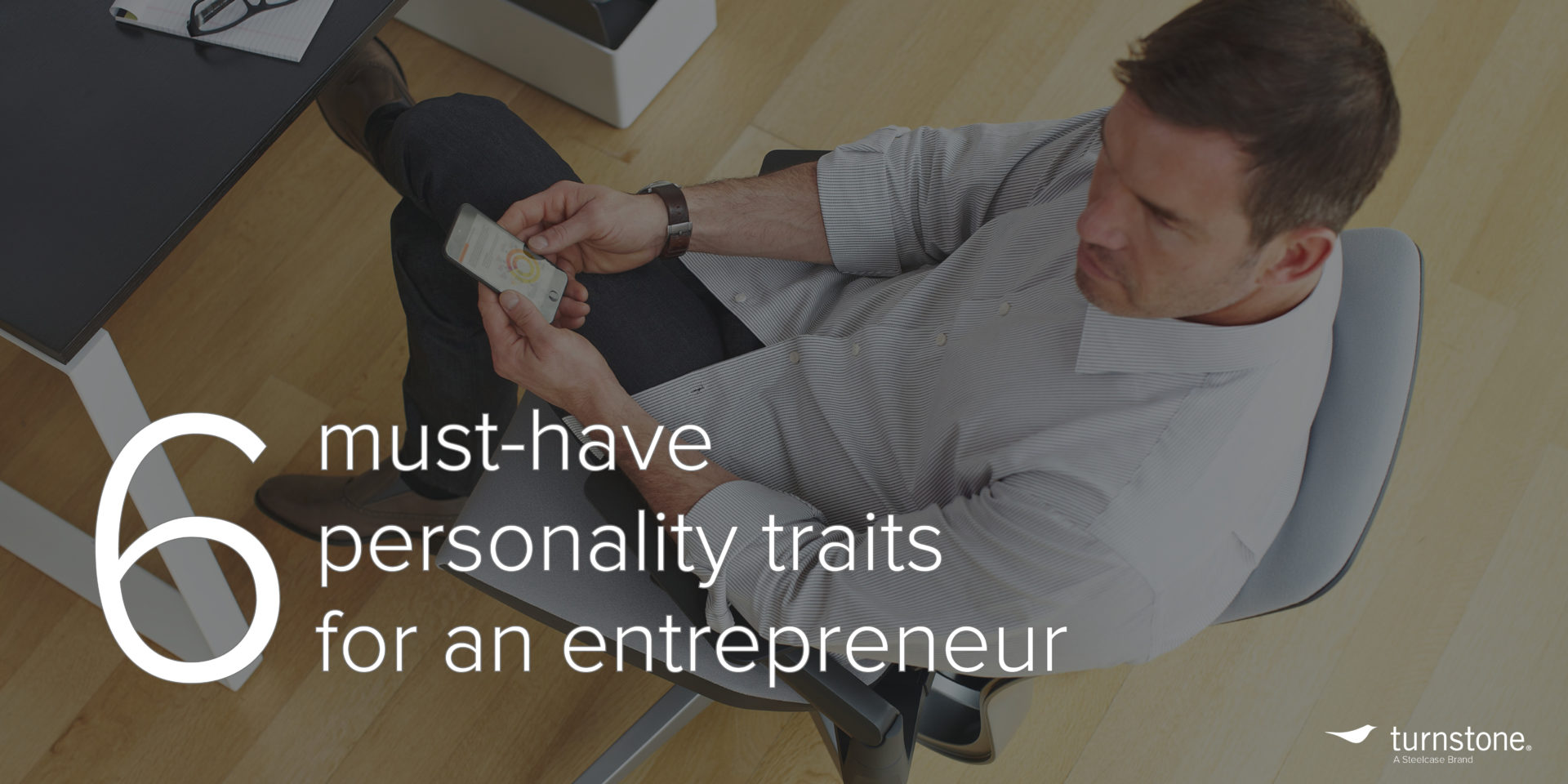6 Must-Have Personality Traits for an Entrepreneur