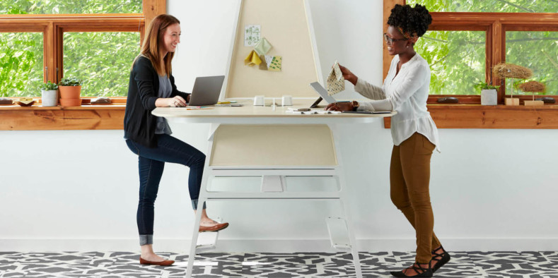 Stand Up in the Office To Boost Wellbeing