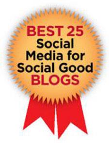 25 Best Social Media for Social Good Blogs Here Now