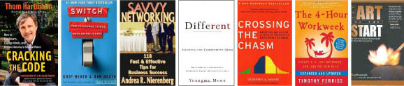7 Must-Read Books for Small Business Owners, Social Entrepreneurs, Nonprofit Leaders
