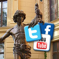 Be David, Take on Goliath: Social Media Can Make Winners of Small Businesses