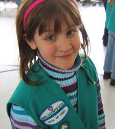 Women, Take a Lesson from Girls Scouts: Start Your Social Media Engines