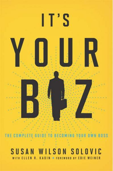 New Book Gives Solid Advice to Would-Be Entrepreneurs