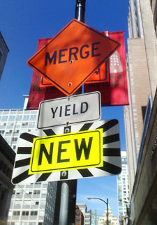 Merging May be Best Route to Growth