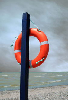 What If Your Nonprofit Can't Weather the Financial Storm?