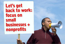 Jobs Act Is Right On: American Must Support Small Businesses