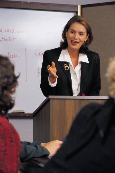How to Make Your Case When Speaking
