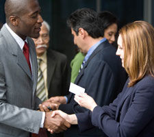 How to Maximize Your Effectiveness at Networking Events