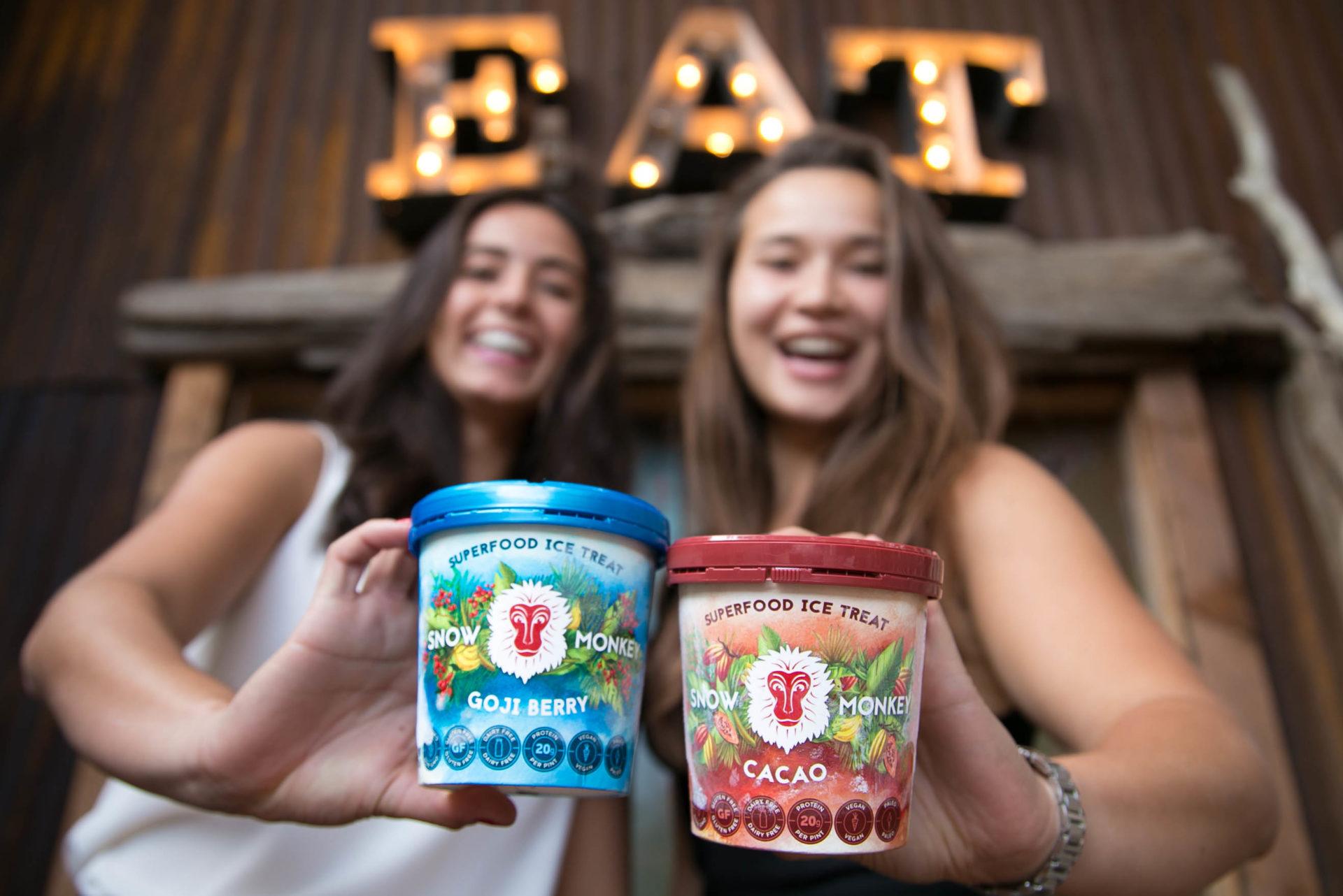 How Snow Monkey Is To Ice Cream What Chobani Is To Yogurt