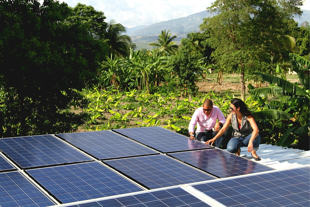 How A Woman Entrepreneur Relied On Persistence And A 'SheEO Loan' To Bring Solar Energy To Haiti